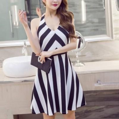 韓国 ファッション レディース ワンピース パーティードレス ショート ミニ丈 夏 春 パーティー ブライダル nalo5057 結婚式 お呼ばれド