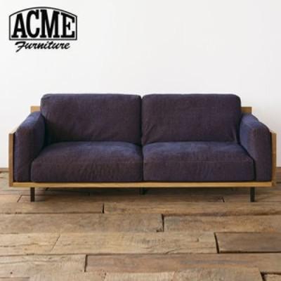 ACME Furniture アクメファニチャー CORONADO SOFA 3P 211cm カノアBK ソファ 三人掛【送料無料】