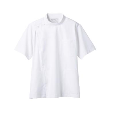 MONTBLANC 72-962 ケーシー(半袖)(男性用) ナースウェア・白衣・介護ウェア