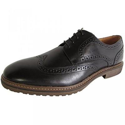 スティーブマッデン メンズ・シューズ 紐靴Steve Madden Mens McAlyster Lace Up Wingtip Oxford Shoes