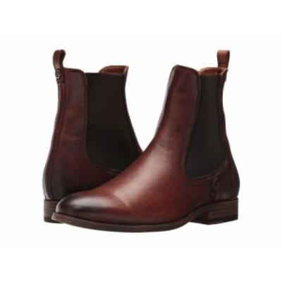 Frye フライ レディース 女性用 シューズ 靴 ブーツ チェルシーブーツ アンクル Melissa Chelsea Cognac【送料無料】