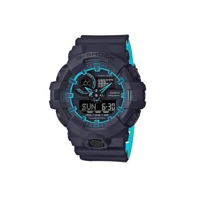 腕時計 カシオ G-Shock By Casio Men's GA700SE-1A2 Watch Black Casio Water Resistant Shock Resis