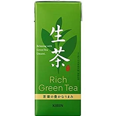 キリン 生茶 250ml24本
