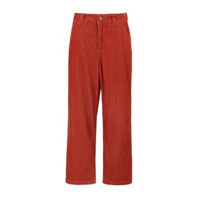 ヴァンズ VANS パンツ 赤茶色 24 コットン 100% パンツ
