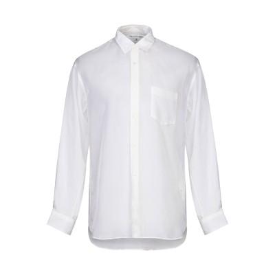 COMME des GARÇONS SHIRT シャツ アイボリー M キュプラ 100% シャツ
