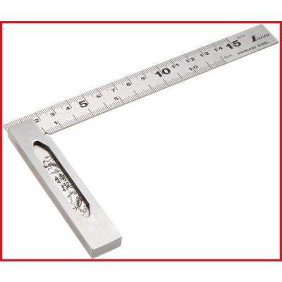 シンワ測定 Shinwa Sokutei 完全スコヤ cm目盛 15cm 62009 DIY 工具
