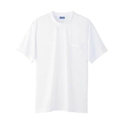 桑和(SOWA) 半袖Tシャツ(P) 0/ホワイト SS〜3Lサイズ 50381 作業着 作業服 ワークウェア ウエア トップス メンズ