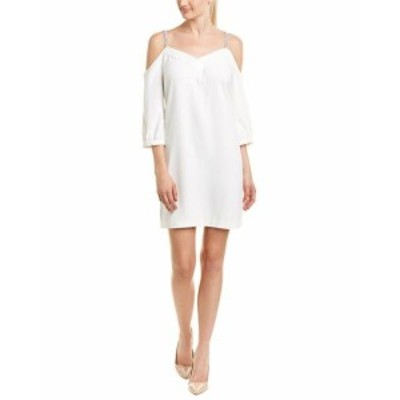 Trina Turk トリーナ ターク ファッション ドレス Trina Turk Sarika Shift Dress 4 White