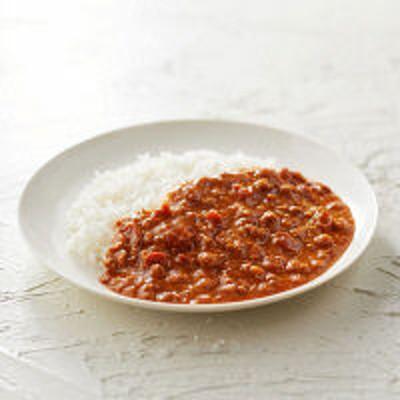 良品計画無印良品 素材を生かしたカレー トマトのキーマ 180g(1人前) 良品計画 <化学調味料不使用>
