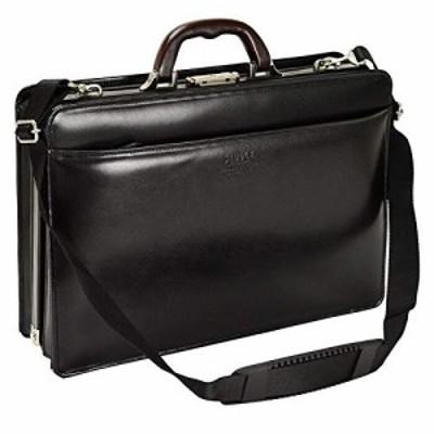 ダレスバッグ 高級感 本革 ビジネスバック A4 サイズ 対応 シンプル ビジネスバッグ メンズ ショルダー 付き 横型 42cm