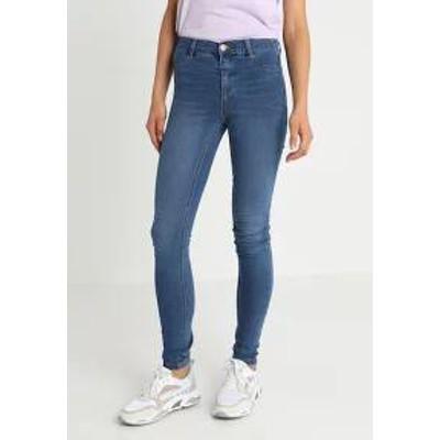 Dorothy Perkins レディースパンツ FRANKIE NEW - Trousers - midwash midwash