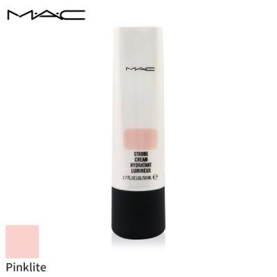 MAC ブロンザー&ハイライター フェイスカラー マック Strobe Cream Pinklite (Pink Pearls) 50ml