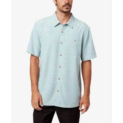 オニール メンズ シャツ トップス Men's Rhodes Button-Up Shirt