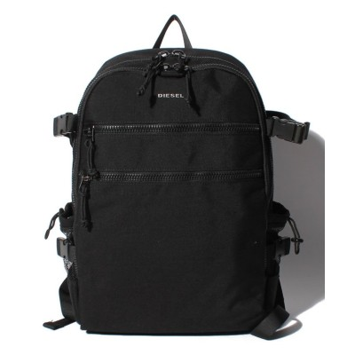 【ディーゼル】 DIESEL X05119 P1516 T8013 バックパック メンズ ブラック F DIESEL