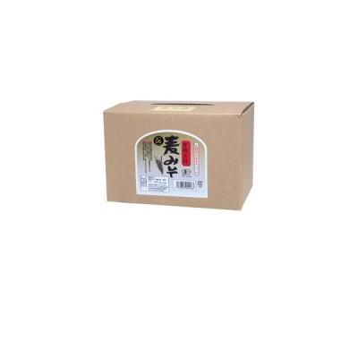 有機立科 麦みそ(箱入り) 3.6kg (数量限定) オーサワジャパン /取寄せ