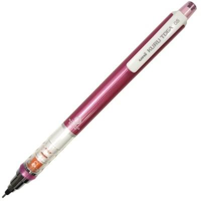 uni MITSUBISHI PENCIL ユニ 三菱鉛筆 シャープペン ユニ クルトガ スタンダードモデル 0.5mm ピンク