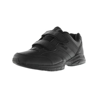 スニーカー アヴィア Avia Women's Walker Strap Ankle-High Leather Training Shoes