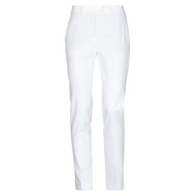 SLOWEAR パンツ ホワイト 40 コットン 95% / ポリウレタン 5% パンツ