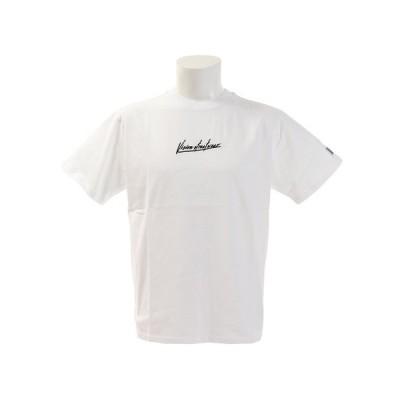 ヴィジョン(VISION) Tシャツ 半袖 ロゴ Tシャツ 9523119-06OFF  (メンズ)