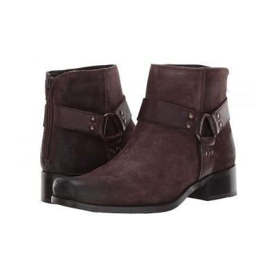Seychelles セイシェルズ レディース 女性用 シューズ 靴 ブーツ アンクル ショートブーツ Charming - Dark Brown Suede