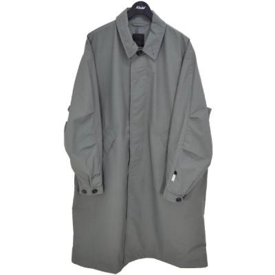 DAIWA PIER39 GORE-TEX INFINIUM Loose Soutien Collar Coat  21SS グレー サイズ:L (新