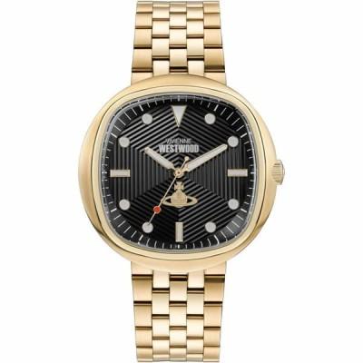 Vivienne Westwood ヴィヴィアンウエストウッド 腕時計 VV177GDBK メンズ LEXINGTON レキシントン