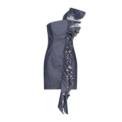 DONDUP チューブドレス ファッション  レディースファッション  ドレス、ブライダル  パーティドレス ブルー