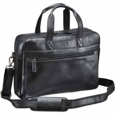 Mancini Leather Goods  旅行用品 キャリーバッグ Mancini Leather Goods Vanizia Laptop/Tablet Single Non-Wheeled Business Case NEW