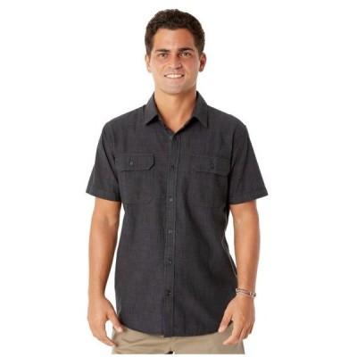 リップカール メンズ 服  Rudy Short Sleeve Shirt