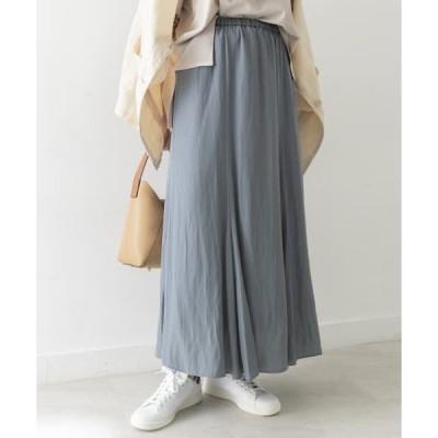 URBAN RESEARCH / アーバンリサーチ ウエストゴム裾フレアスカート