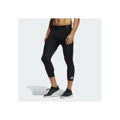 アディダス メンズ スポーツ用品 Leggings - black