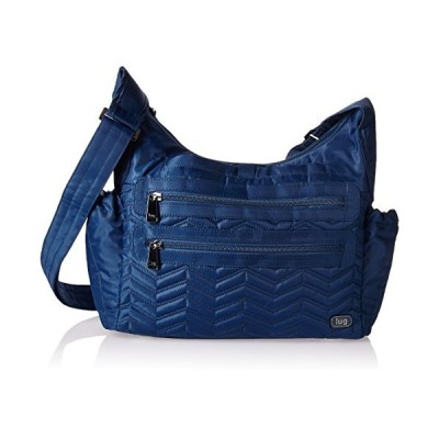 Lug Women's Body Bag, Royal Blue, One Size並行輸入品