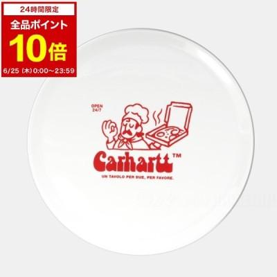 カーハート Carhartt WIP 皿 Bene Pizza Plate I028073 定番アイテム