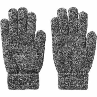 ノースイースト Northeast Outfitters レディース 手袋・グローブ Cozy Gloves Black Marl