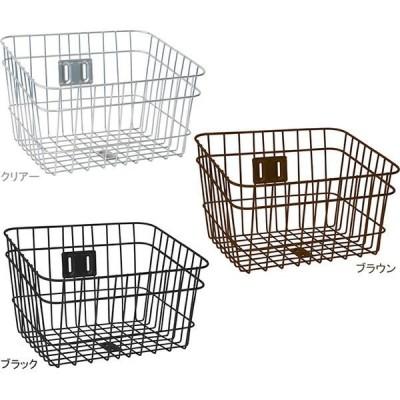 リンエイリンエイ 角型ワイヤーバスケット ブラウン DT-7(直送品)