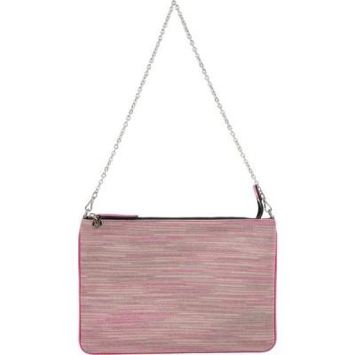 ミッソーニ M MISSONI レディース ハンドバッグ バッグ handbag Fuchsia