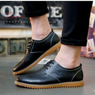 メンズ ブラック ビジネスシューズ カジュアルシューズ ローファー スリッポン 快適歩きやすい 履き脱ぎやすい 靴 紳士 大きいサイズ