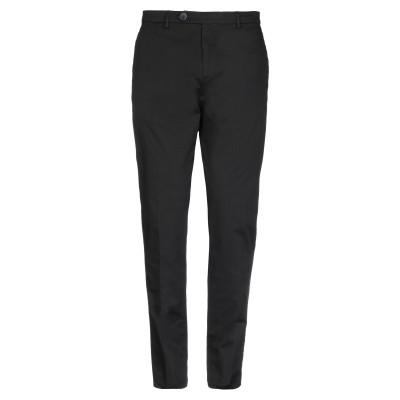 GTA IL PANTALONE パンツ ブラック 50 コットン 98% / ポリウレタン 2% パンツ