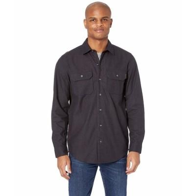 ティンバーランド シャツ トップス メンズ Woodfort Heavyweight Flannel Work Shirt Dark Navy