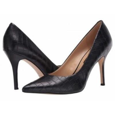 Nine West ナインウエスト レディース 女性用 シューズ 靴 ヒール Flax Pump Black 1【送料無料】
