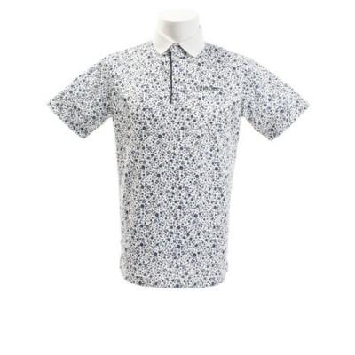 エピキュール(epicure)ゴルフウェア メンズ 半袖ポロシャツ EP51TG04 WHT