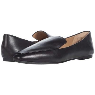 スティーブマッデン Gemmy Flat レディース フラットシューズ Black Leather