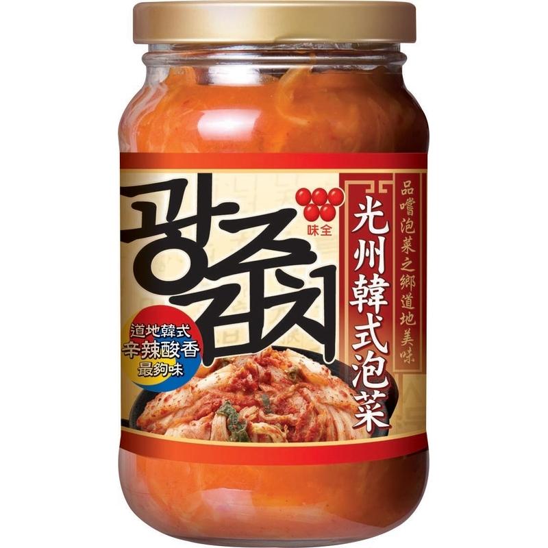味全光州韓式泡菜