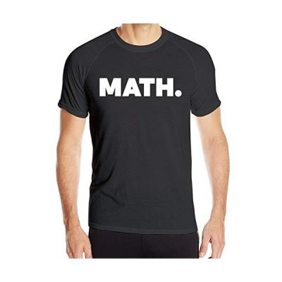 Enichan Andrew Yang Math Mens Quick Dry Crew Neck Moisture Wicking T-Shirts
