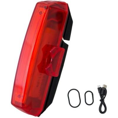 GORIX ゴリックス 自転車ライト LED 明るいライト 100ルーメン リアライト USB充電 夜間 自転車テールライト(TL242S)