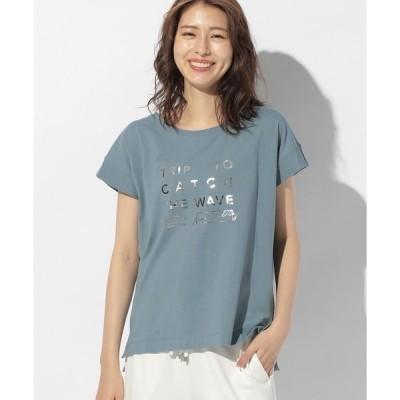 tシャツ Tシャツ アソートロゴクルーネックTシャツ