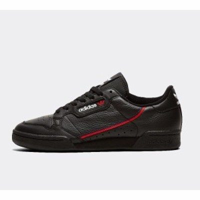 アディダス adidas Originals メンズ スニーカー シューズ・靴 continental 80 trainer Core Black/Scarlet