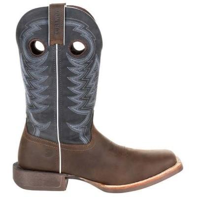 ドゥランゴ メンズ ブーツ・レインブーツ シューズ Durango Rebel Pro Square Toe Cowboy Boots