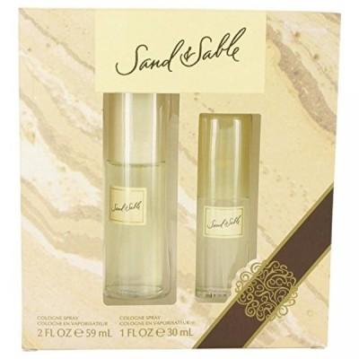 コスメ 香水 女性用 ケルン  Sand & Sable for Women Gift Set - 2.0 oz COL Spray + 1.0 oz COL Spray 送料無料