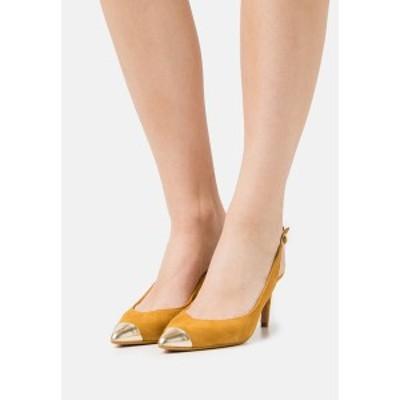 テッドベーカー レディース ヒール シューズ KINNIP - Classic heels - yellow yellow